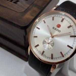 ساعت رادو دوموتور زیرثانیه دار RADO (فوق باریک مهندسی ساز)-تصویر 2