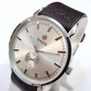 ساعت رادو دوموتور زیرثانیه دار RADO (فوق باریک مهندسی ساز)