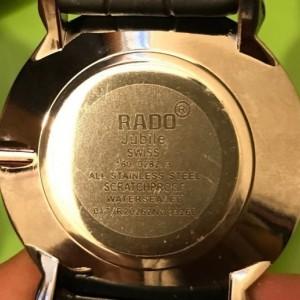 ساعت رادو دوموتور زیرثانیه دار RADO (فوق باریک مهندسی ساز)-تصویر 5