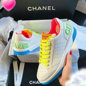 کفش کتانی مدل CHANEL-تصویر 3