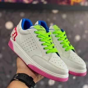 کفش کتانی مدل CHANEL-تصویر 4