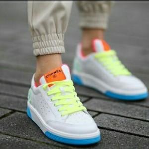 کفش کتانی مدل CHANEL-تصویر 2