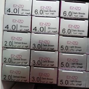 رنگ مو Enzo-تصویر 5