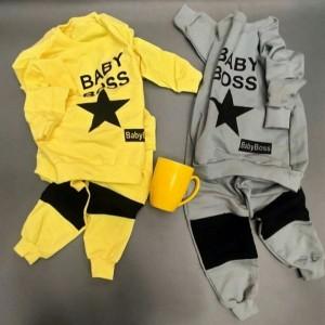 ست بلوز شلوار baby boss-تصویر 3