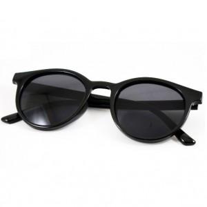 عینک آفتابی مردانه مدل Round2020 + کیف محافظ و دستمال-تصویر 2