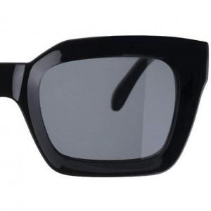 عینک آفتابی مردانه مدل Rectangle + کیف محافظ و دستمال-تصویر 5