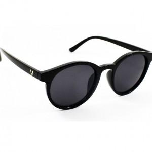 عینک آفتابی مردانه مدل Round2020 + کیف محافظ و دستمال
