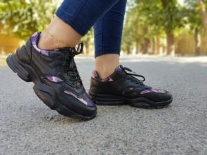 کفش کتانی دو نایک