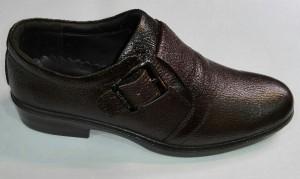 کفش مردانه چرم طبیعی-تصویر 3