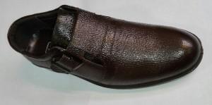 کفش مردانه چرم طبیعی-تصویر 5