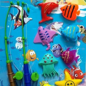 اسباب بازی ماهیگیری دو نفره-تصویر 2