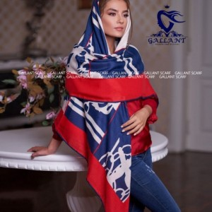 روسری نخی کشمیر