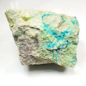 راف کلکسیونی آزوریت و مالاکیت معدنی k139