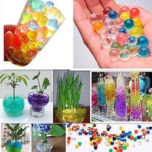 خاک ژله ای مناسب برای گلدان و تفنگ اسباب بازی و ساخت میشبال-تصویر 4
