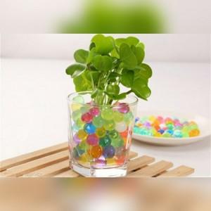 خاک ژله ای مناسب برای گلدان و تفنگ اسباب بازی و ساخت میشبال