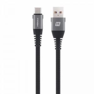 کابل شارژ سریع تایپ سی مومکس Momax EliteLink Type-C Cable DA18 2m-تصویر 3