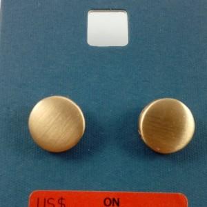 گوشواره میخی XO-تصویر 2