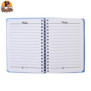 دفتر یادداشت ۸۰ برگ کارین مدل beee-تصویر 2