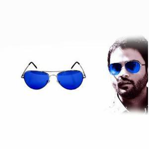 عینک خلبانی/شیشه آبی