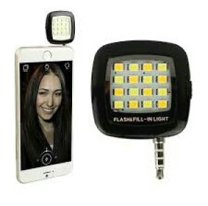 Portable Mini 16 LEDs Flash And Fill Light-تصویر 2
