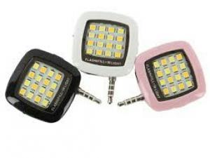 Portable Mini 16 LEDs Flash And Fill Light-تصویر 3