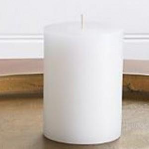 شمع استوانه ایی ساده - 10سانتی