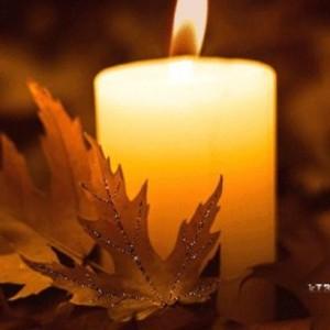 شمع استوانه ایی ساده - 10سانتی-تصویر 2