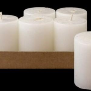 شمع استوانه ایی ساده - 10سانتی-تصویر 4