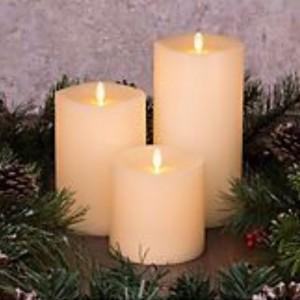 ست شمع استوانه ایی شهرزاد-تصویر 5
