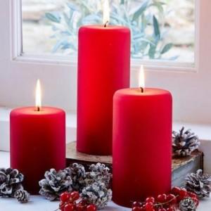 ست شمع استوانه ایی شهرزاد-تصویر 4