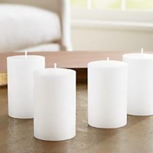 شمع استوانه ایی ساده - 10سانتی-تصویر 5