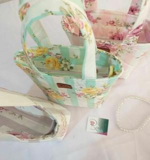 کیف دخترانه طرح نازنین-تصویر 3