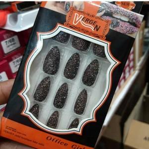ناخن مصنوعی  چسب دار ورژن-تصویر 4