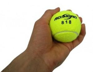 توپ تنیس ۳ تایی
