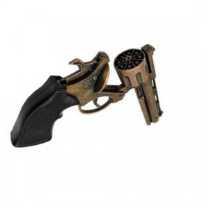 اسباب بازی مدل تفنگ فلزی ترقه ایی-تصویر 2