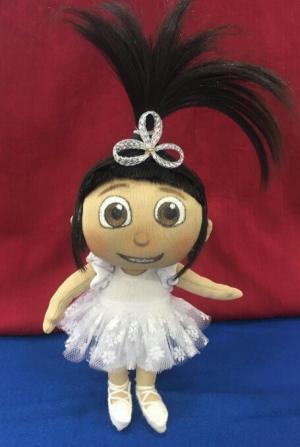 عروسک مینی اگنس محبوب بچه ها