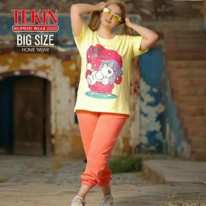لباس ست سایز بزرگTekin-تصویر 5