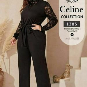 لباس اورال سایز بزرگ Celine