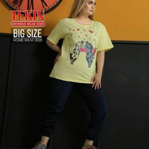لباس ست سایز بزرگTekin-تصویر 3