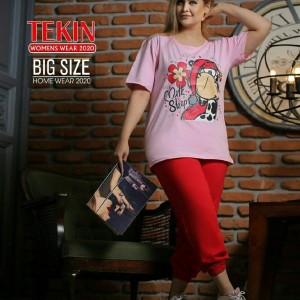 لباس ست سایز بزرگTekin-تصویر 4