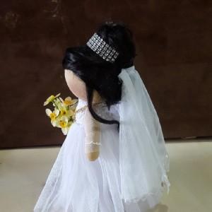 عروسک روسی عروس خانوم-تصویر 2