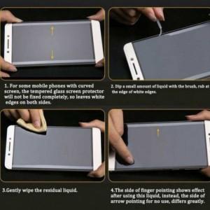 ژل ضد حباب گلس موبایل ( روغن گلس)-تصویر 2