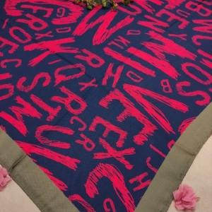روسری نخی پاییزه-تصویر 3
