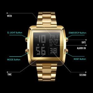 ساعت اسکمی skmei اورجینال مدل 1369-تصویر 4