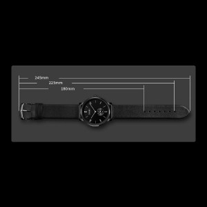 ساعت اسکمی skmei اورجینال مدل 1398 رنگ بلک-تصویر 4