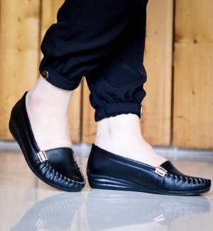 کفش چرم طبی