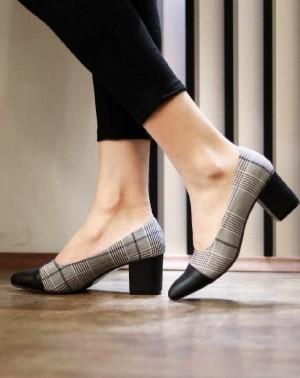 کفش راحتی پنج سانتی
