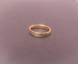 حلقه طلایی