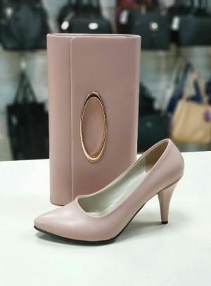 ست کیف و کفش مجلسی کد428-تصویر 2