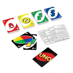 کارت بازی اونو uno قابدار-تصویر 2